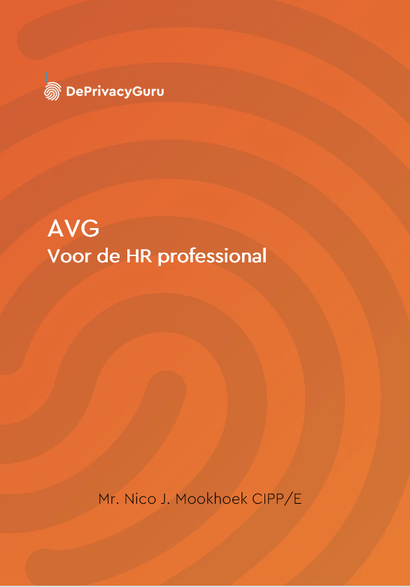 WP AVG voor de HR professional