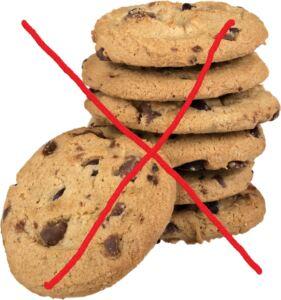 het einde van de advertentie cookie