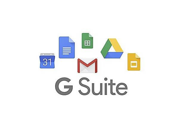 privacyrisico's g suite